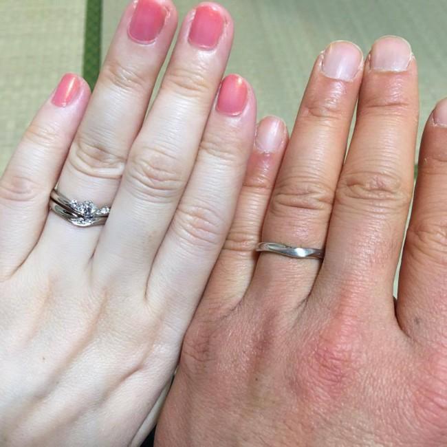 最短結婚の指輪 東京駅八重洲、横浜結婚相談所