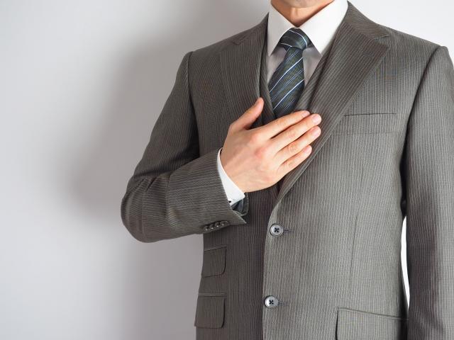 スーツで最短結婚